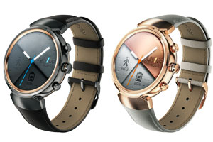 ASUS' Zenwatch 3 is fast and round