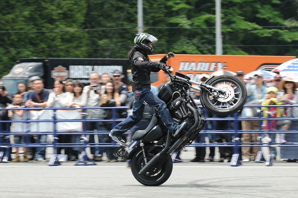 Harley-Davidson 2014 BLUE SKY HEVEN