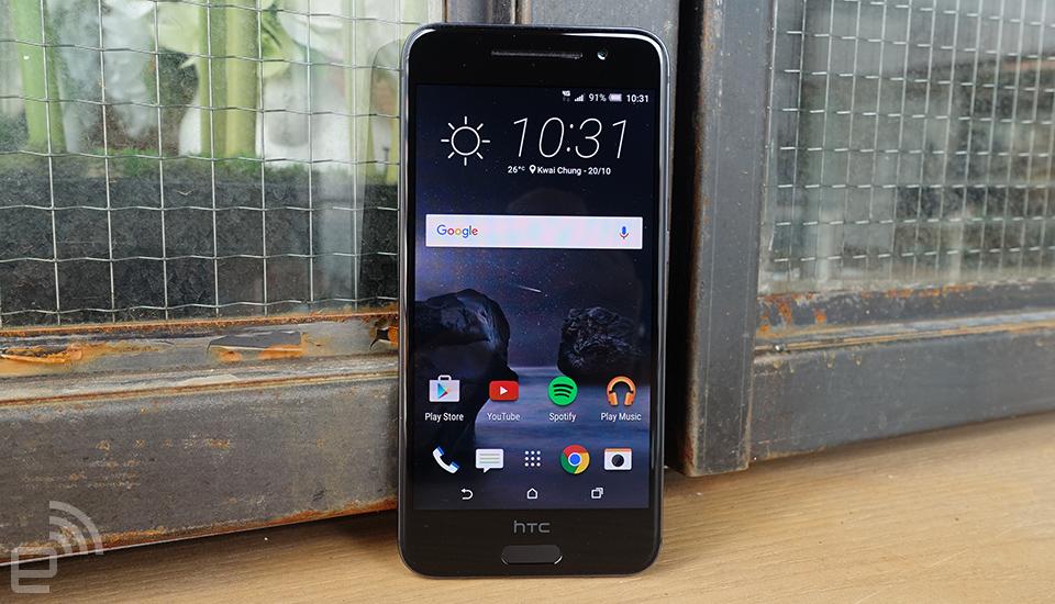 英雄降臨,HTC One A9 動手玩