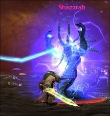 Tanking Shazzrah