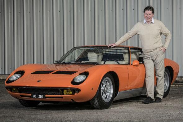 Lamborghini Miura Used In Italian Job Found In Pristine Condition Aol