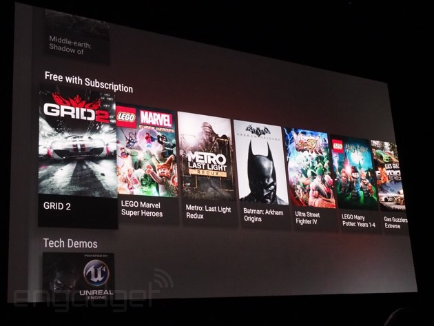 Shield: NVIDIA's $200 gaming-focused Android TV set-top box
