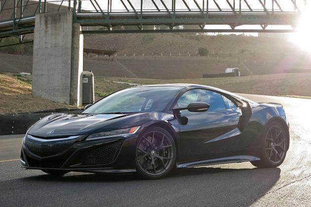 ホンダの新型「NSX」、米国での価格は約1,900万円から2,500万円