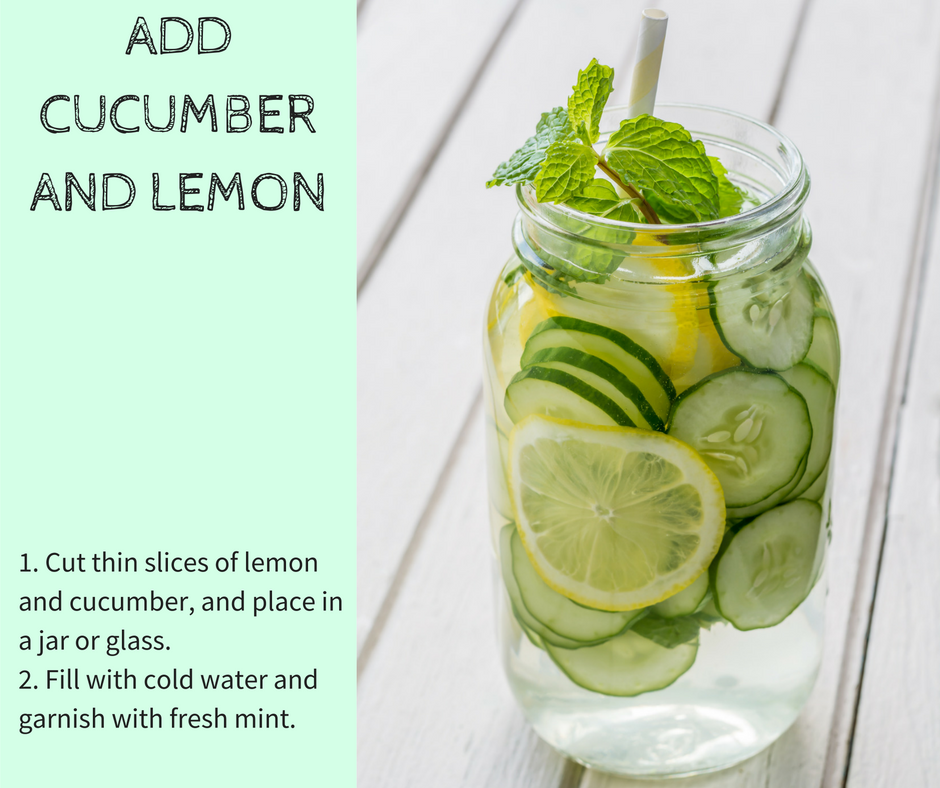 10 Easy, Delicious Ways To Make Water Not So Damn