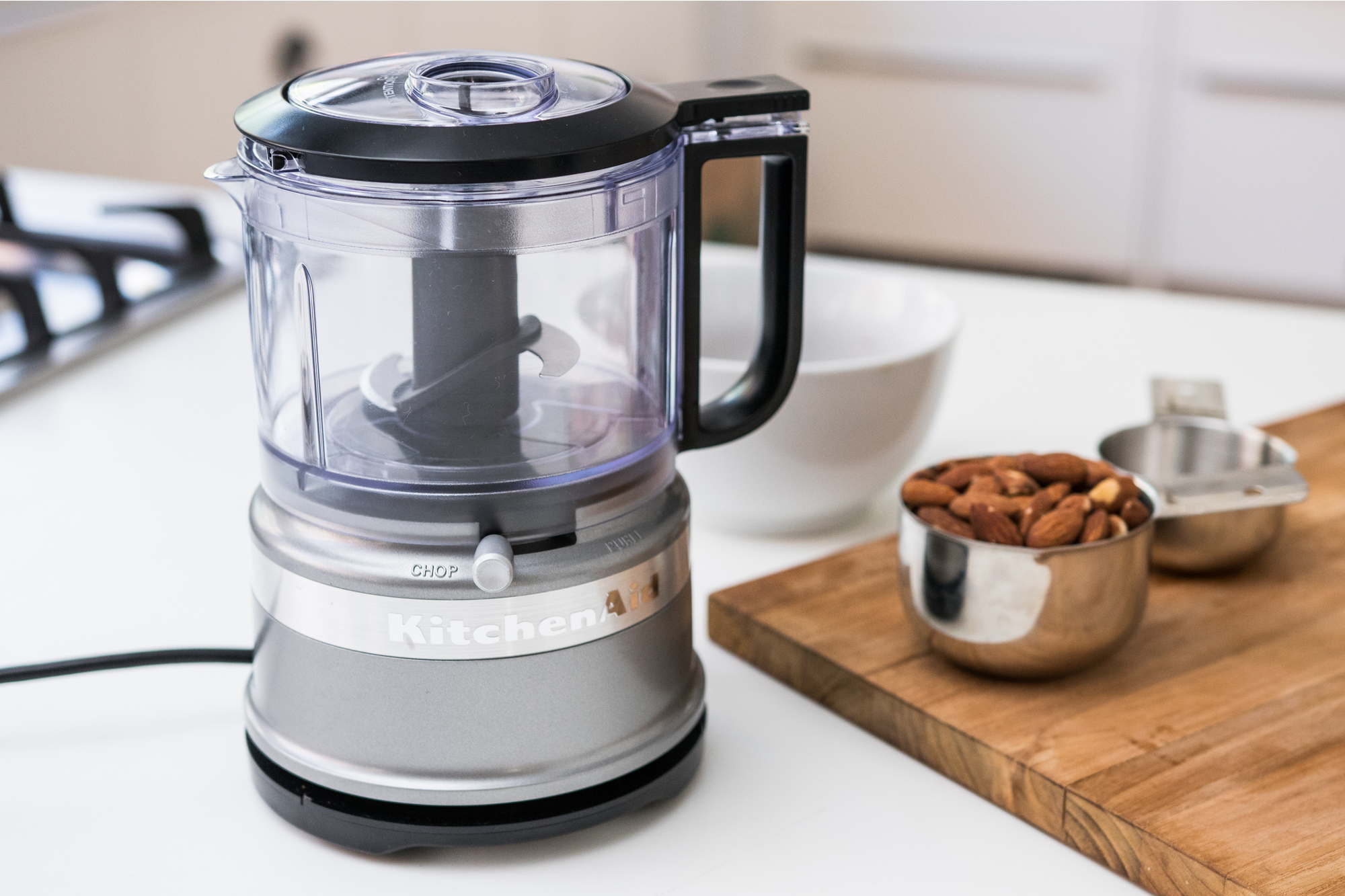 Superieur Great For Small Batches: KitchenAid 3.5 Cup Mini Food Processor