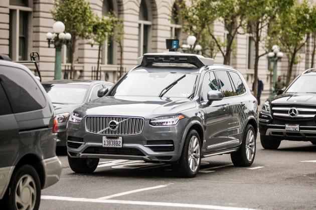 ボルボ、2025年までに全販売台数の3分の1を自動運転車にする計画を発表