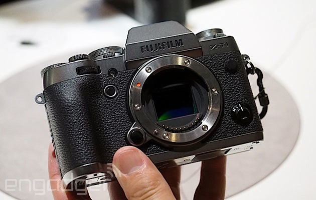 As For The X T1 Graphite Silver Edition Mirrorless Camera Has Undergone More Minor Changes Along With New Color Shutter Now Deploys