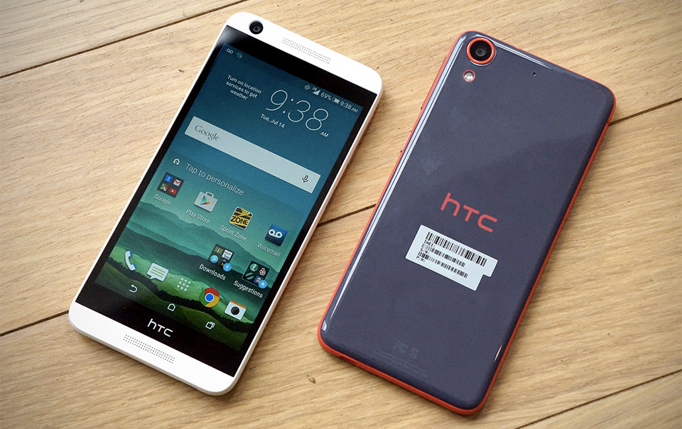 HTC brings four more wallet-friendly Desire phones to the US