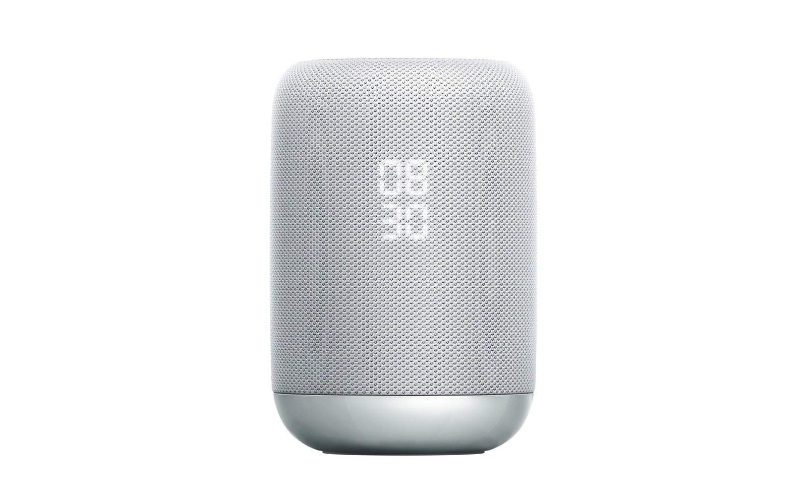 Sony's Speaker Looks Like HomePod, Works Like Google Home