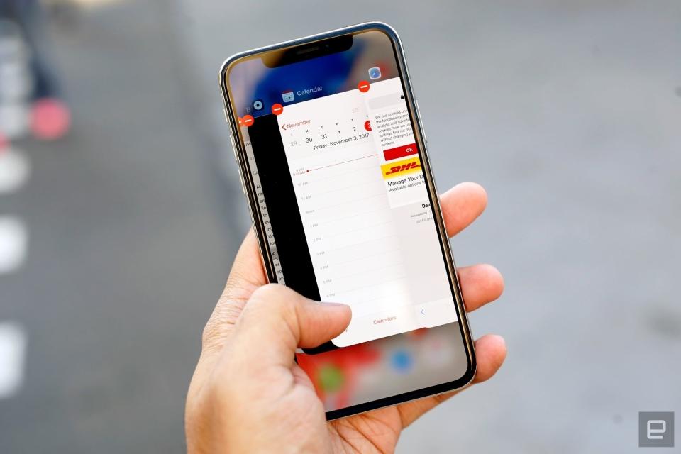 Apple isn't really killing the iPhone X