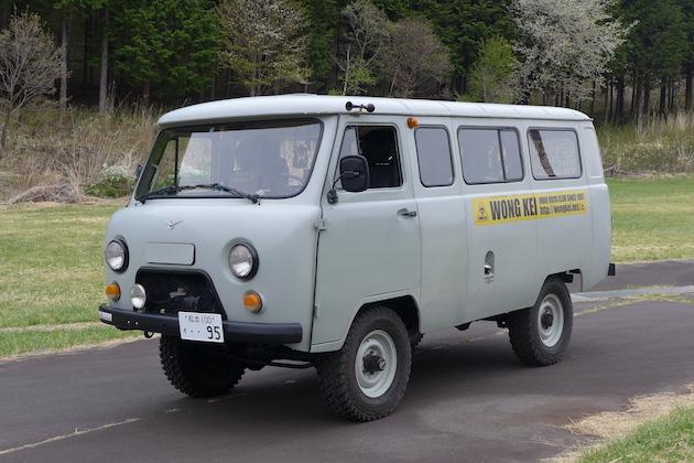 【今週の名車・番外編】60年前から作り続けられているロシア製バン「UAZ-3909」(前編)