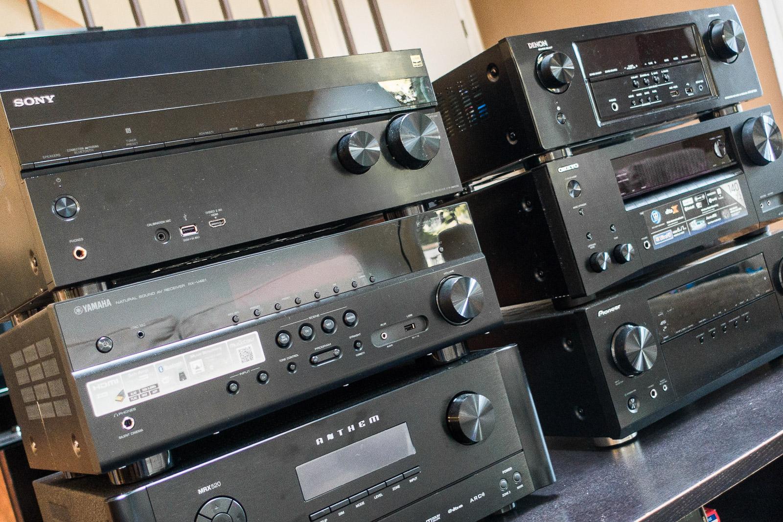 The best AV receiver