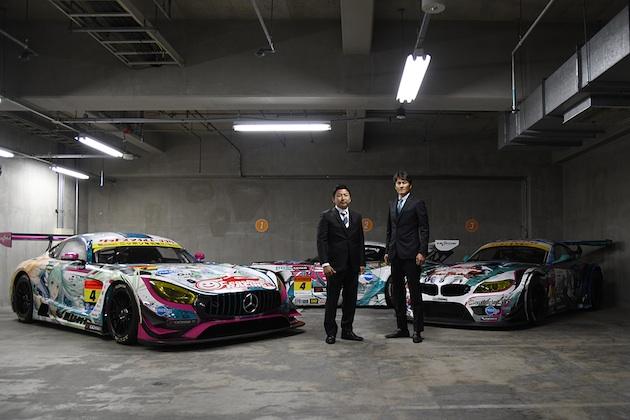 グッドスマイルレーシング、2018年度のSUPER GT参戦体制を発表! 鈴鹿10耐には小林可夢偉も起用