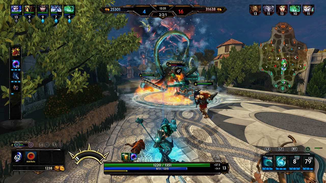 is smite free on xbox one
