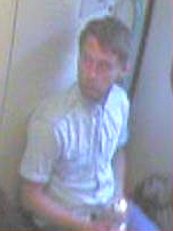 Passenger strips naked on train and steps off smoking cigarette