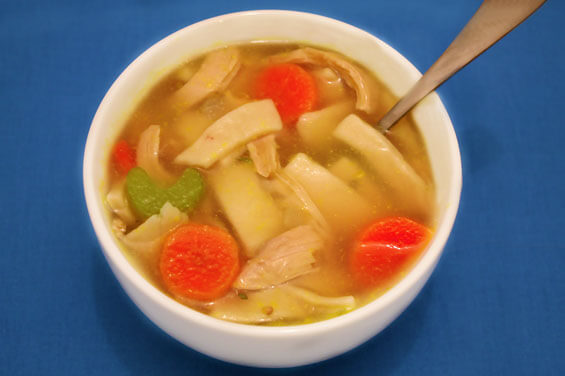 10 Chicken Soup Recipes To Get You Through Cold And Flu
