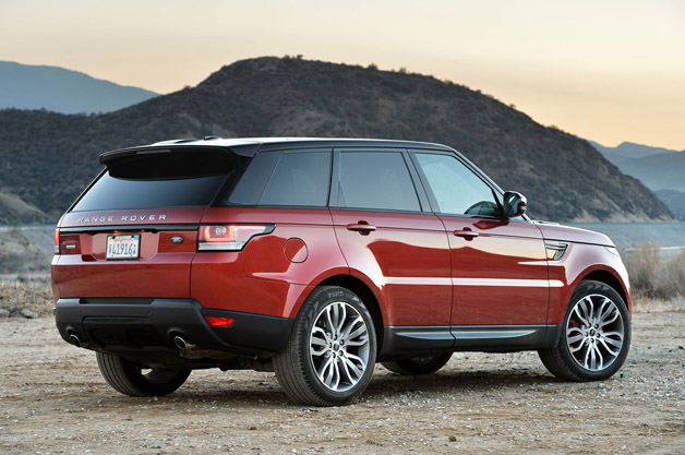2014 Land Rover Range Rover Sport  Autoblog