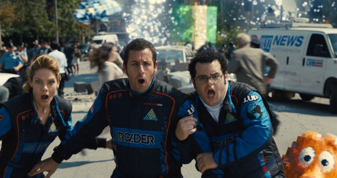 adam sandler pixels box office bombs