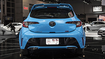Toyota Corolla hatchback is more interesting than you ...