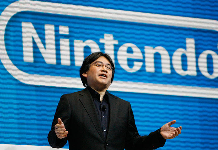 'Golf' Easter egg on the Switch may be a tribute to Satoru Iwata