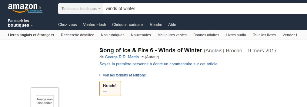 the winds of winter, winds of winter, release date, rumor, amazon, george r.r. martin, a song of ice and fire, game of thrones