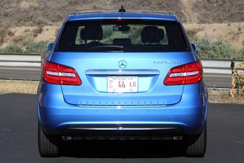 Mercedes B Cl Ev