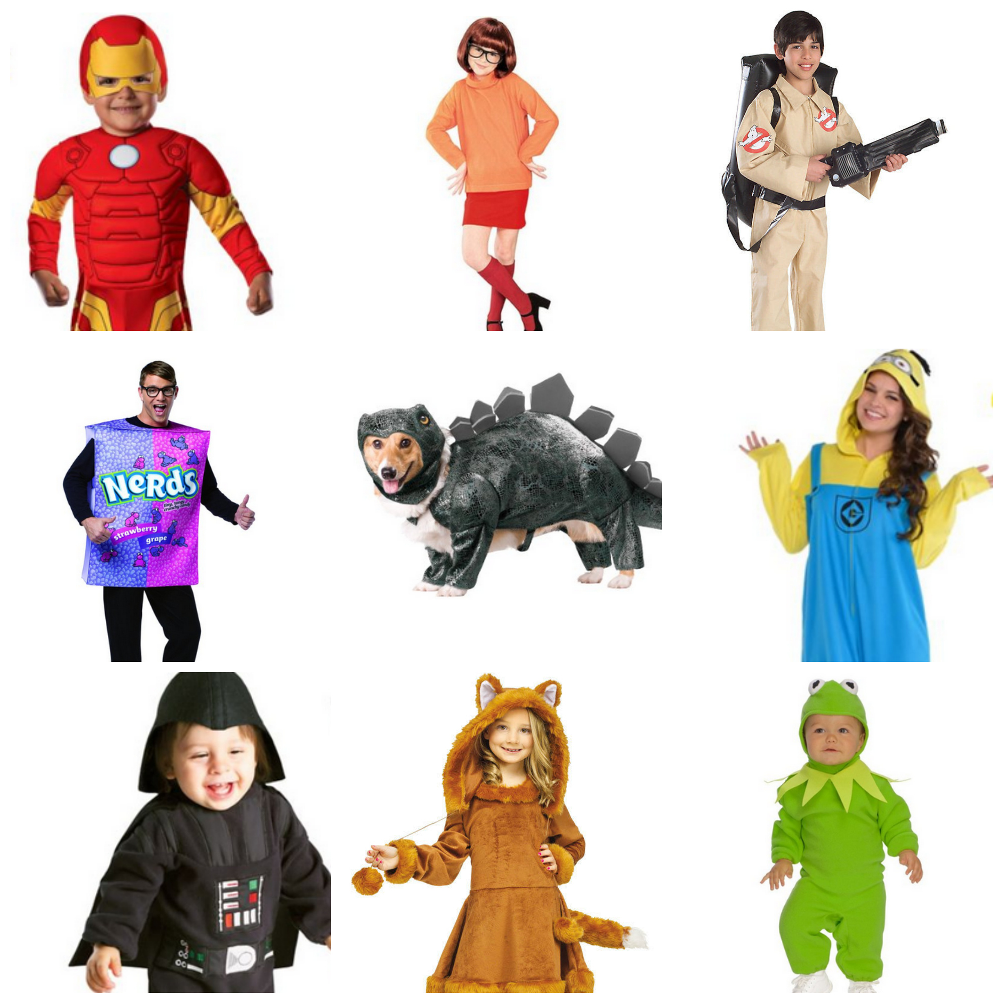 Family Halloween Costume Ideas  sc 1 st  AOL.com & 10 best Halloween costume ideas for families - AOL Lifestyle