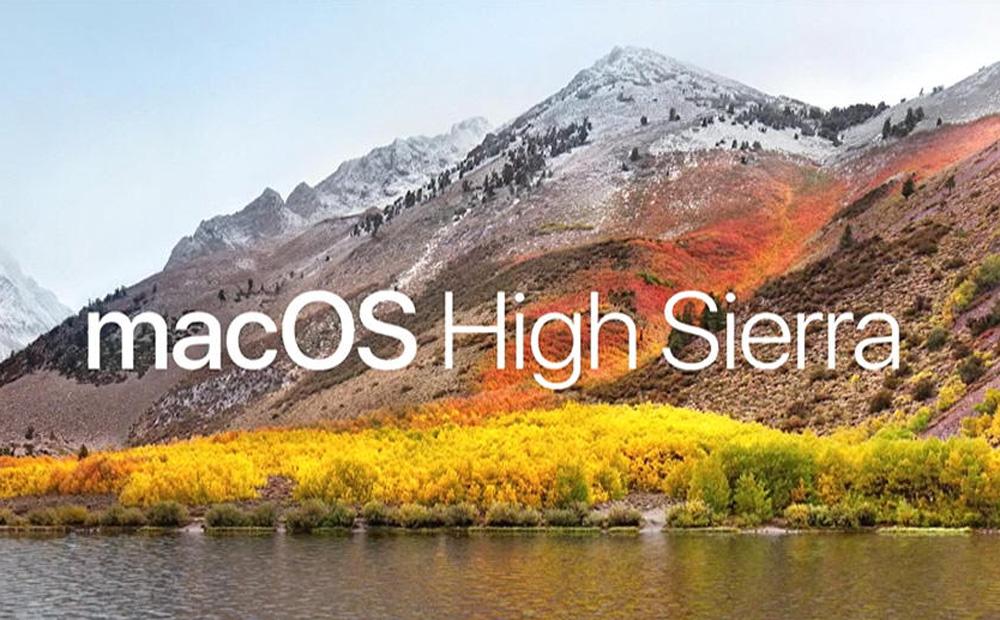macOS High Sierraは9月26日、iO...