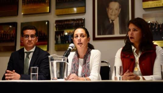 Claudia Sheinbaum se compromete a que haya justicia en caso