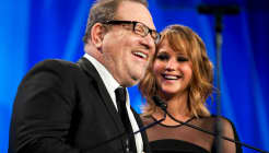 Jennifer Lawrence niega haberse acostado con Harvey