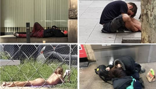 Delincuencia, peleas y narcopisos: los problemas que tienen hartos a cientos de vecinos en