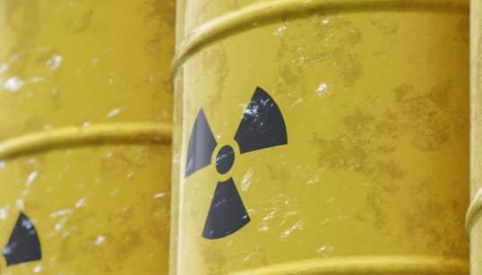 La décision sur l'entrepôt de déchets nucléaires irait après les