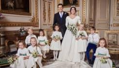 Les enfants royaux volent la vedette lors du mariage de la princesse
