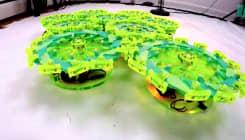 Ces robots se comportent comme des cellules