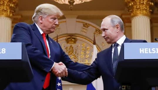 📹 El director de inteligencia de la Casa Blanca se entera en una entrevista en vivo de la próxima visita de Putin a
