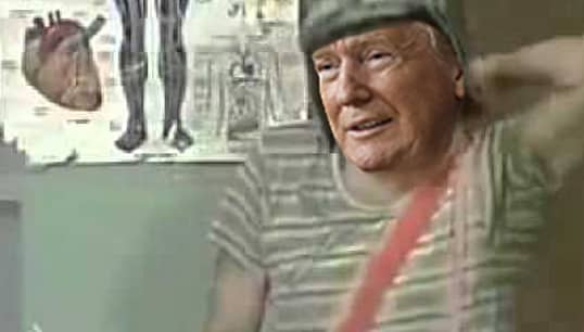 Tras la vergüenza, Trump intenta limpiar el desastre de cumbre con