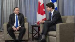 Legault presse Trudeau de donner au Québec sa déclaration d'impôts