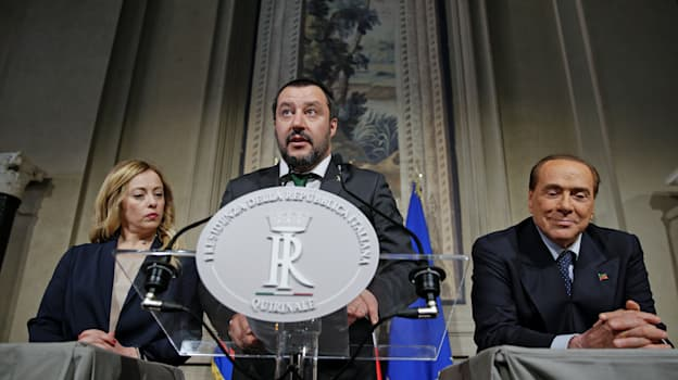 LA BILANCIA DEL GOVERNO PENDE A