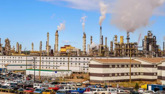 Ottawa à la rescousse du secteur pétrolier et