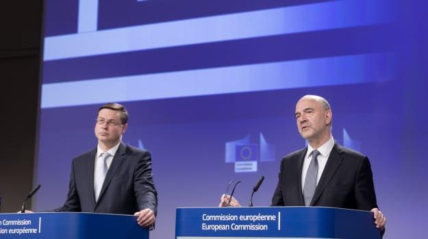 ORA!La strategia è chiara: usare la bocciatura europea come arma di distrazione di massa, arma impropria in una campagna elettorale importantissima