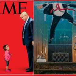 5 portadas de TIME que sacan la furia de