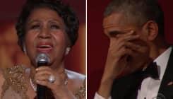 El día que Aretha Franklin hizo llorar a