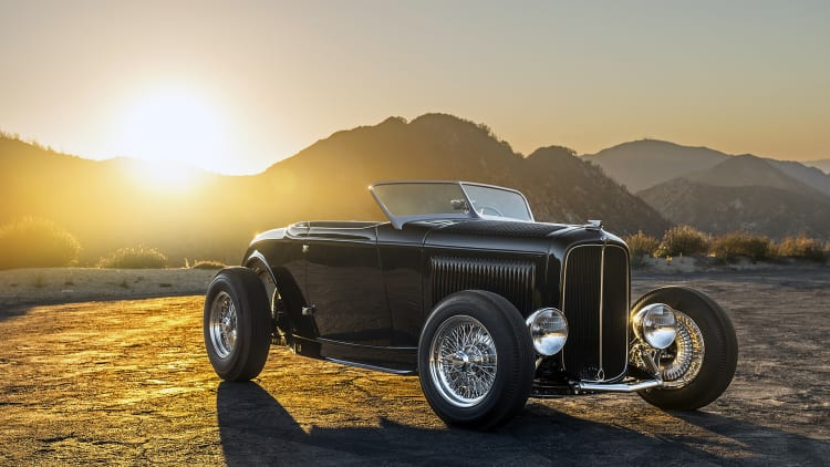 History Reimagined: We test drive Hollywood Hot Rods' 1932 Ford