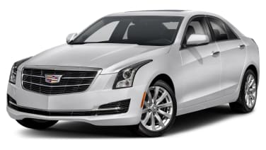 2018 Cadillac Ats 2 0l Turbo Base 4dr Rear Wheel Drive Sedan
