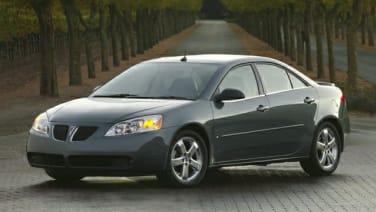 2008 Pontiac G6 Reviews Specs Photos