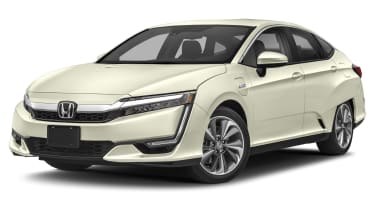 2018 Honda Clarity Plug In Hybrid Base 4dr Sedan