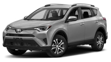 2018 Toyota Rav4 Le 4dr All Wheel Drive