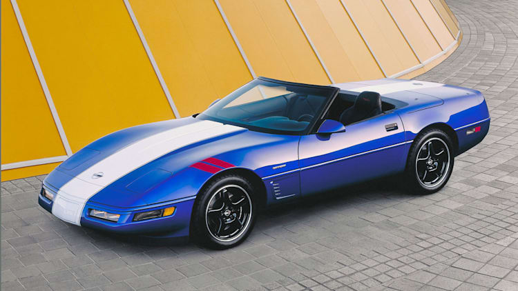 Why it's the right time to buy a C4 Chevy Corvette — and which one