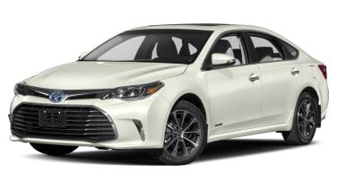 2018 Toyota Avalon Hybrid Xle Plus 4dr Sedan