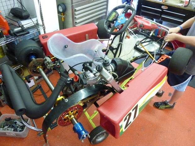 Introduction to Karting - Part 3   Autoblog